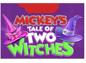 داستان دو جادوگر میکی