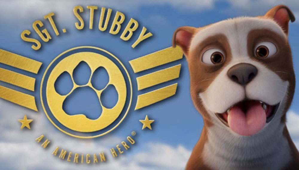 Sgt. Stubby : An American Hero