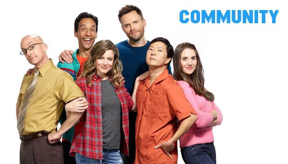 Community S01E01