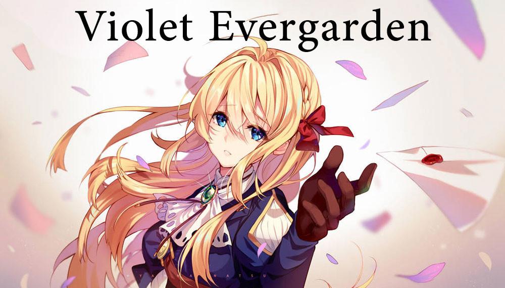 Violet Evergarden S01E09