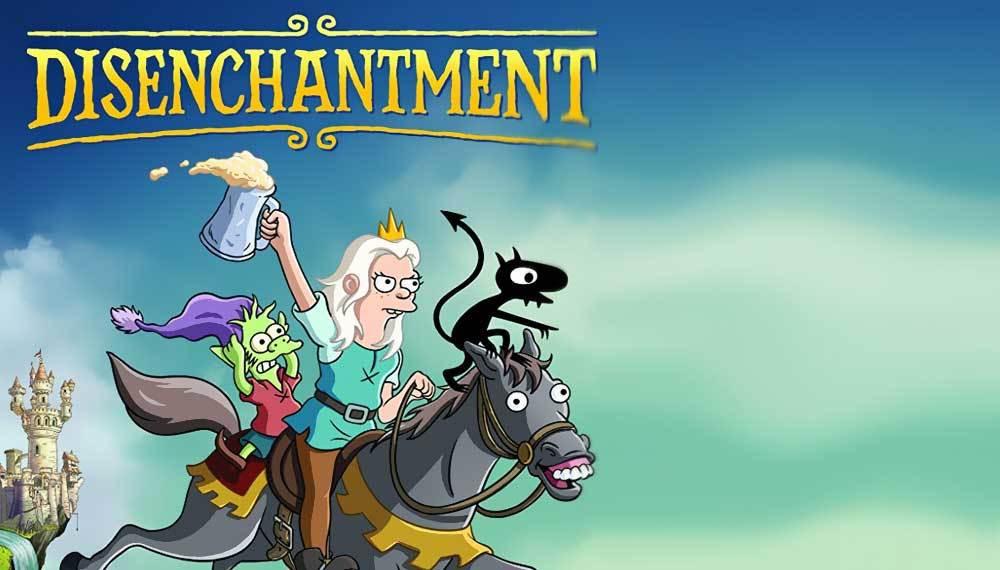Disenchantment S01E01