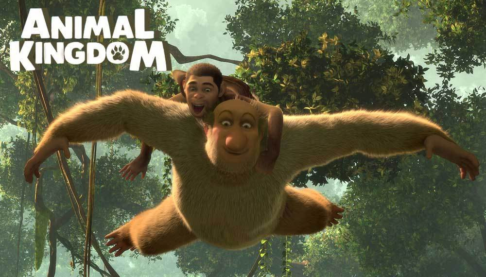 Animal Kingdom : Let's go Ape