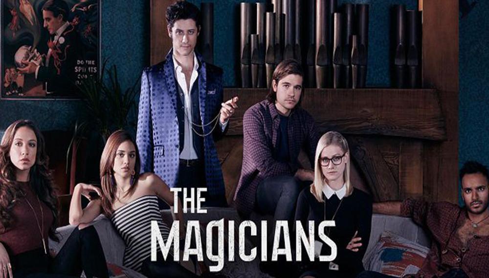 The Magicians S01E01