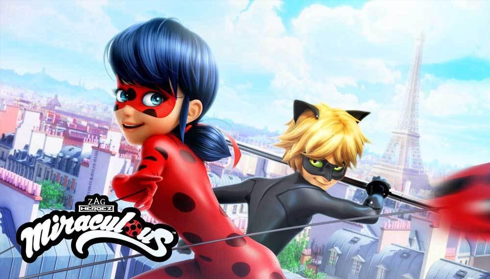 Miraculous : Tales of Ladybug & Cat Noir S01E12