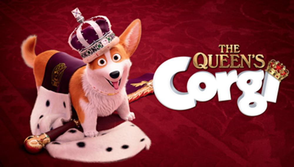 The Queens Corgi