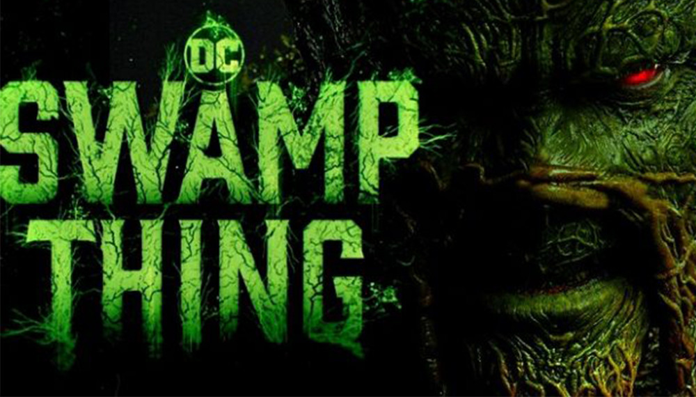 Swamp Thing E01S01
