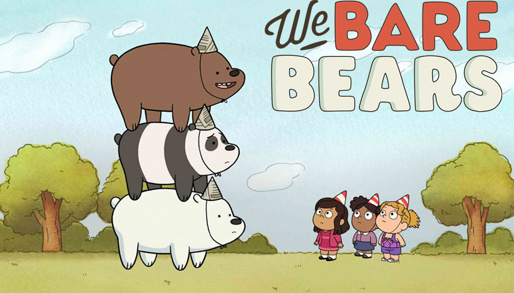 We Bare Bears S01E01