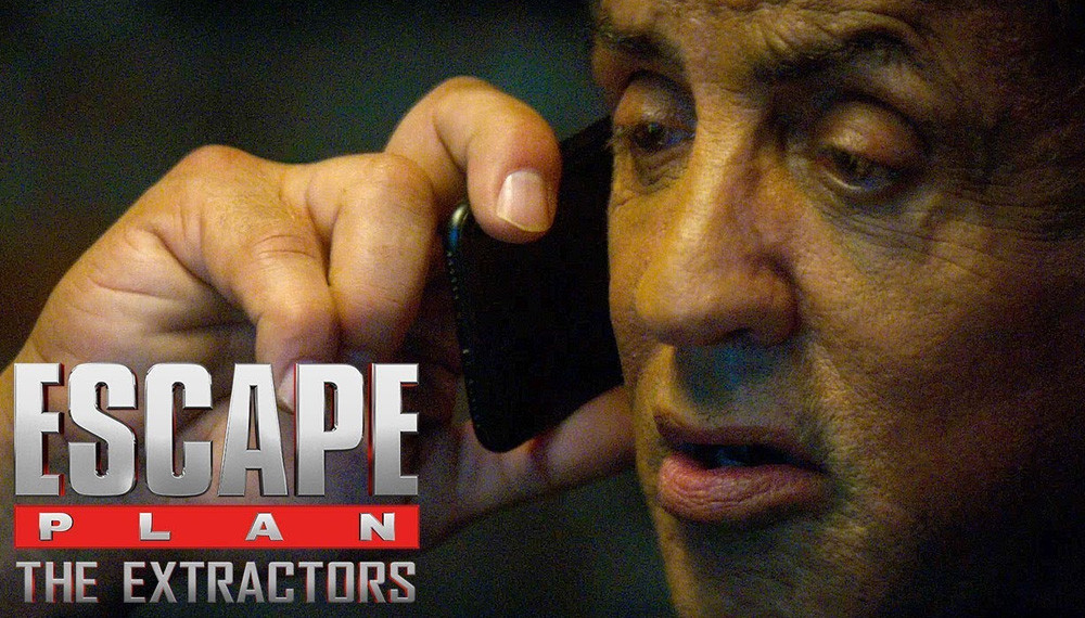 Escape Plan 3 : The Extractors