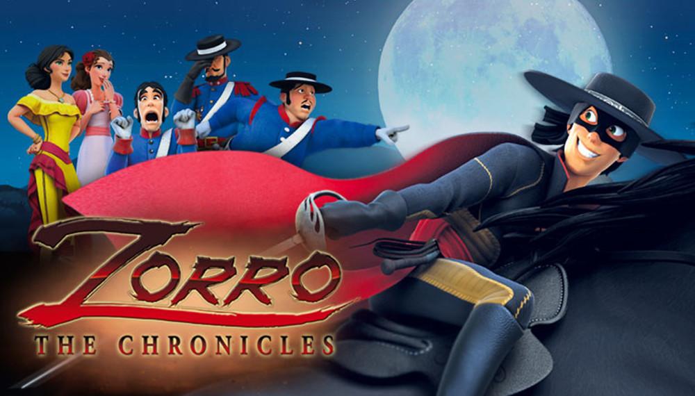 Zorro the Chronicles S01E01