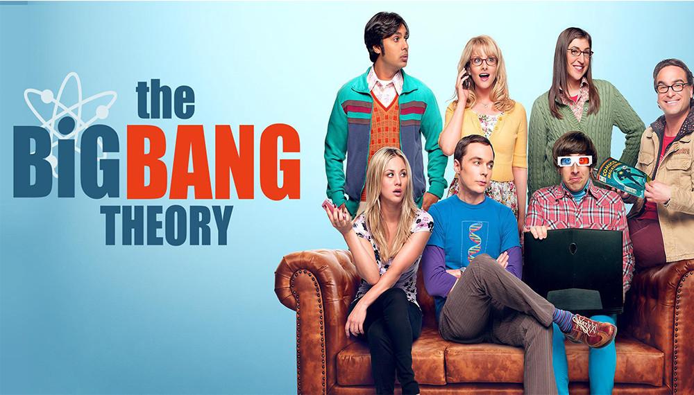 The Big Bang Theory S01E07