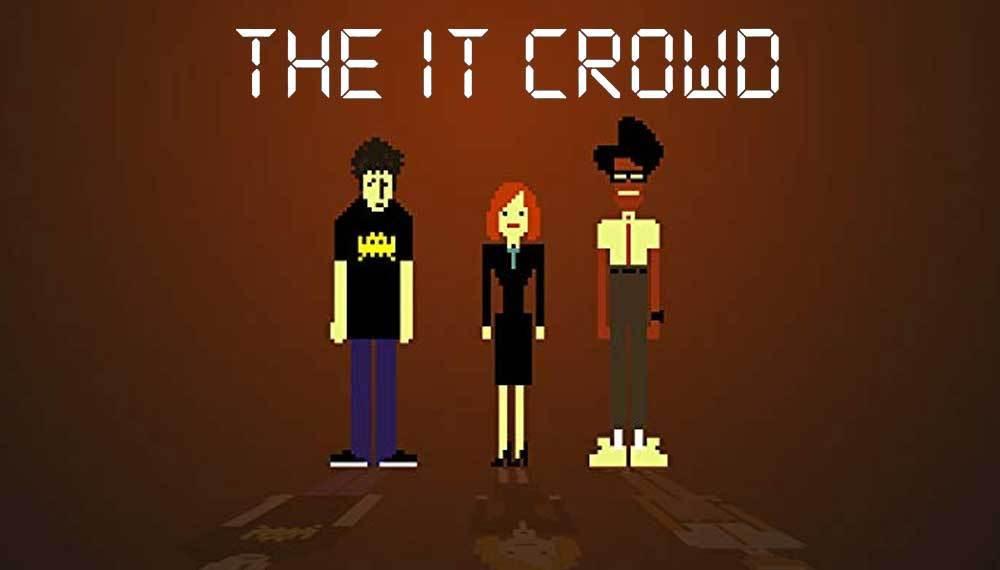The IT Crowd S01E01