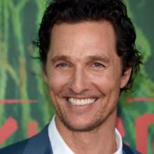 متیو مک کانهی - Matthew McConaughey