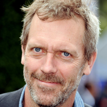 هیو لوری - Hugh Laurie
