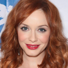 کریستینا هندریکس - Christina Hendricks