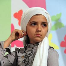 کیمیا حسینی -