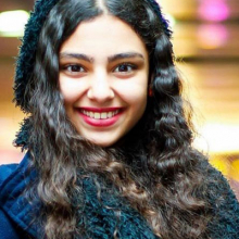 ستایش محمودی -