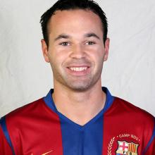 آندرس اینیستا - Andrés Iniesta