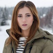 سارا سوفی بوسنینا - sarah sofie boussnina