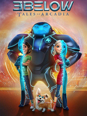 3Below : Tales of Arcadia