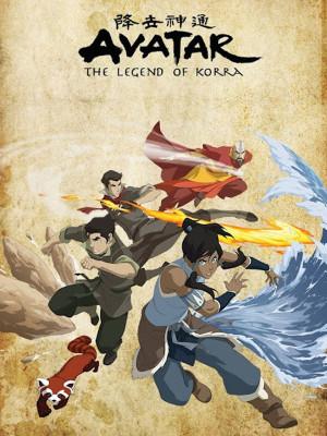 آواتار - The Legend of Korra