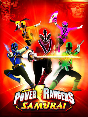 پاور رنجرز - Power Rangers Samurai