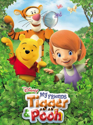دوستان من تیگر و پو - My Friends Tigger & Pooh