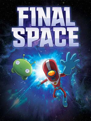 ته دنیا - Final Space - ,انیمیشن,ماجراجویی, فیلم سینمایی , سینما ,  دانلود فیلم , دانلود سریال ته دنیا - محصول آمریکا - -