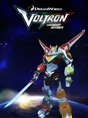 Voltron : Legendary Defender