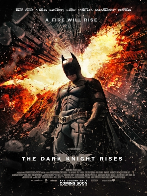شوالیه تاریکی برمیخیزد - The Dark Knight Rises