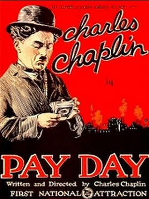 چارلی چاپلین روز دریافت حقوق 2 - pay day - چارلیچاپلینروزدریافتحقوق2,کمدی,اکشن, فیلم سینمایی , سینما ,  دانلود فیلم  - محصول آمریکا - - - سال 1922