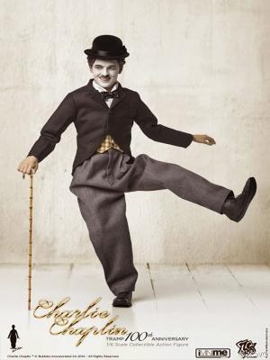 چارلی چاپلین در روز شلوغ - charlie chaplin in mabel's busy day 1914