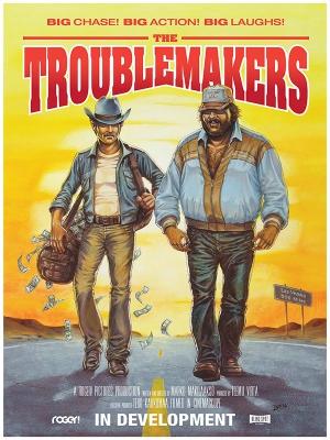حادثه سازان - the troublemakers
