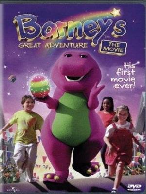 ماجراهای بزرگ بارنی - Barney's great adventure