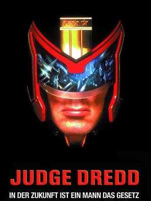 قاضی درد - judge dredd