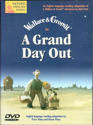 والاس و گرومیت - A Grand Day Out