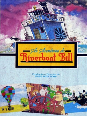 ملوان رودخانه - adventures of riverboat bill