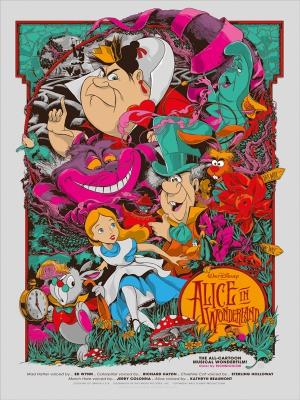 آلیس در سرزمین عجایب - Alice in Wonderland