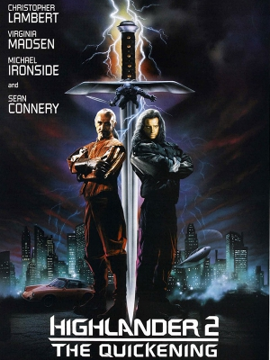 های لندر 2 - Highlander II: The Quickening