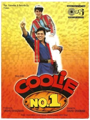 بار بر درجه یک - Coolie No. 1