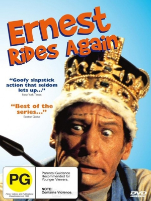 ارنست گنج یاب می شود - ernest rides again - ارنستگنجیابمیشود,کمدی,اکشن, فیلم سینمایی , سینما ,  دانلود فیلم  - محصول آمریکا - - - سال 1993