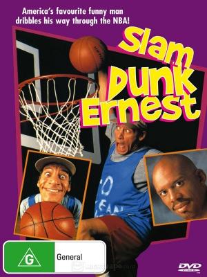 ارنست بسکتبالیست میشود - Slam Dunk Ernest