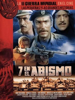 هفت کلاه قرمز - The Red Berets - هفتکلاهقرمز,اکشن,هیجان انگیز, فیلم سینمایی , سینما ,  دانلود فیلم  - محصول ایتالیا - آلمان - سال 1969