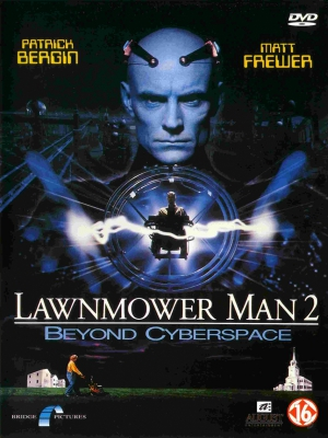 مرد چمن زن 2 - Lawnmower Man 2: Beyond Cyberspace
