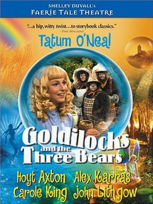 مو طلایی و سه خرس - Goldilocks and the Three Bears