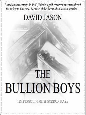 سارقین طلا - the bullion boys