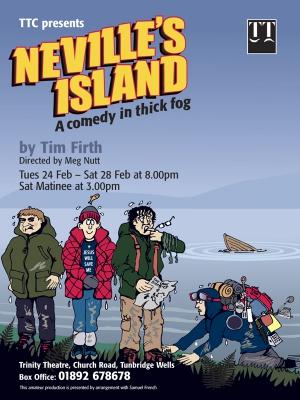 جزیره نویل - Neville's Island
