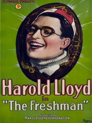 هارولدلوید در دانشجوی سال اول دانشگاه - The Freshman