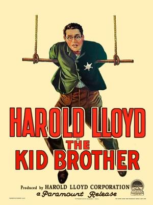 هارولدلوید در برادر کوچولو - The Kid Brother