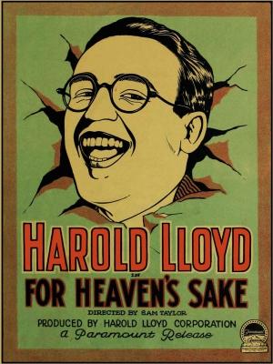 هارولدلوید در بخاطر بهشت - For Heaven's Sake