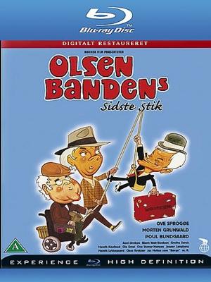 گروه السن - Olsen-bandens sidste stik